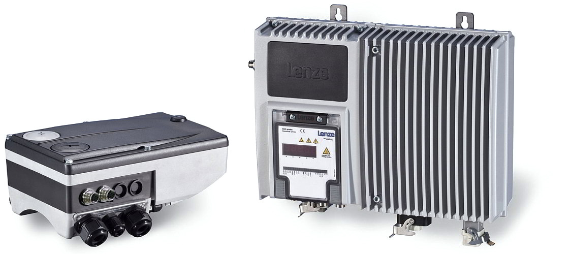 Lenze Inverter Drives 8400 motec / protec Frequency Inverters